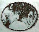 Shane and Carmen Engraving