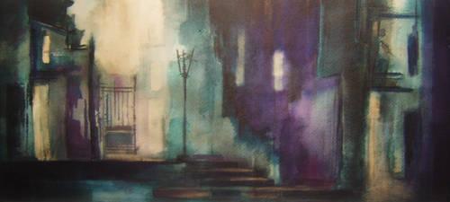 Still night..... by roswan