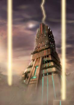 Darp Tournament Tower