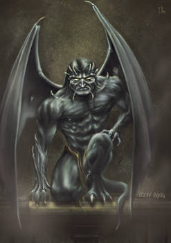The Gargoyle-Goliaht