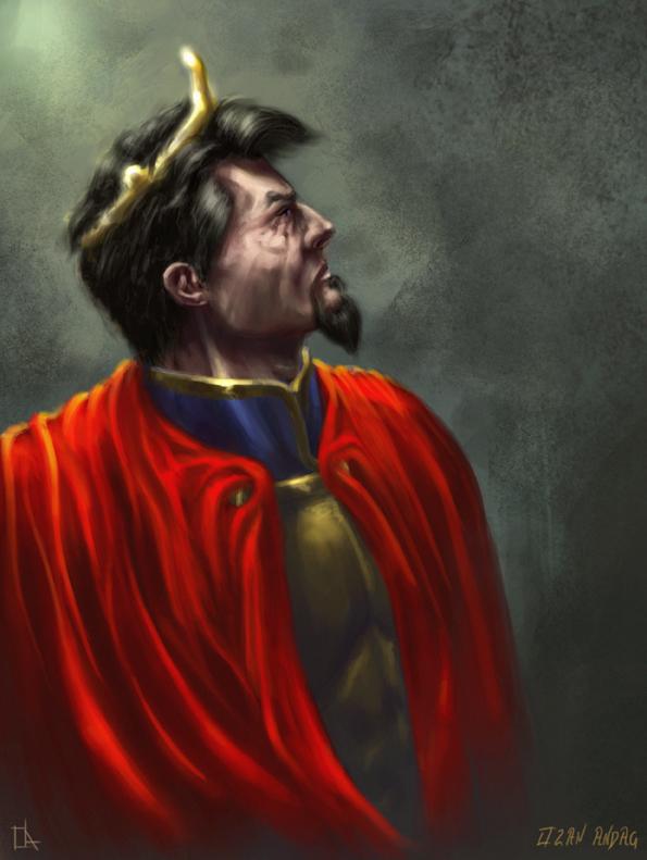 Lord Cor-El by 21october