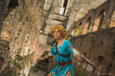 Link cosplay (Breath of the Wild) - 2