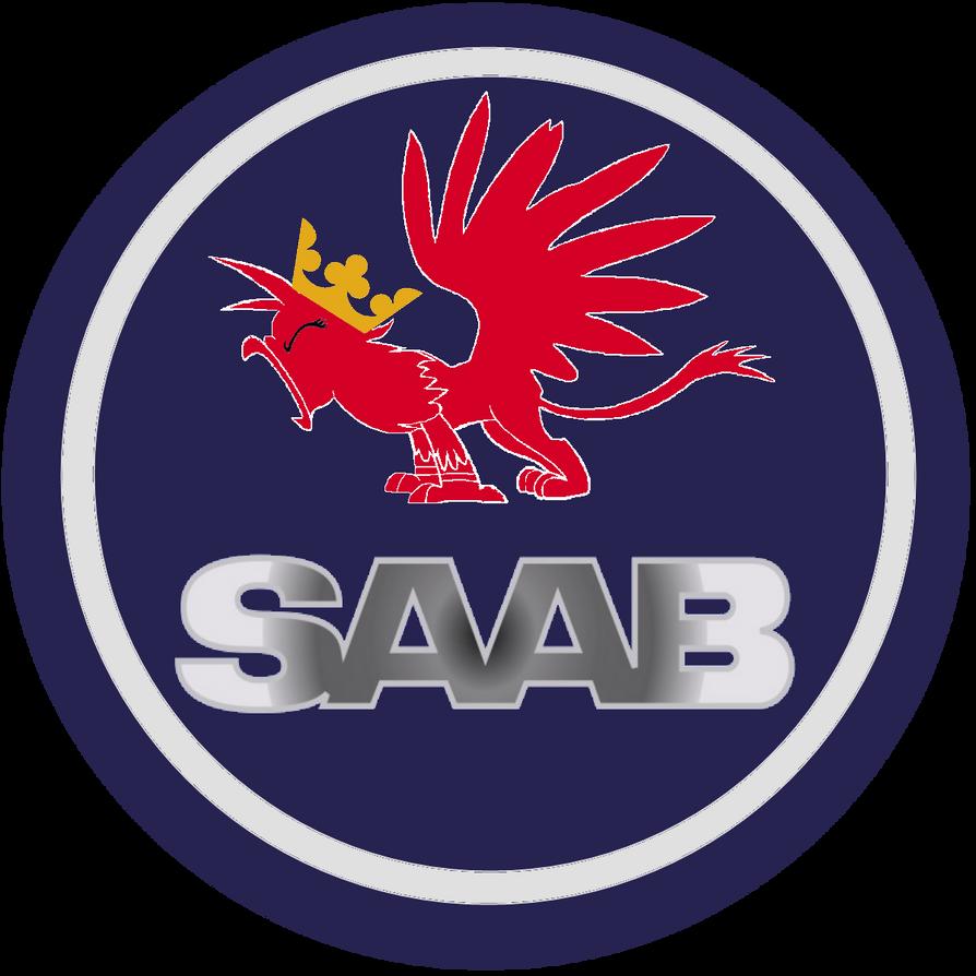 Saab Logo Png