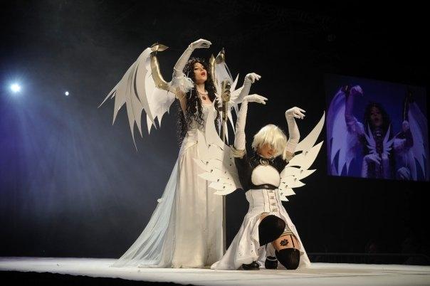 Oluha Final Dress by NikitaCosplay