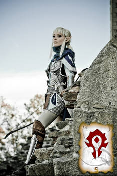 High Elf Shadow Warrior