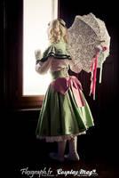 Elizabeth Middleford by NikitaCosplay