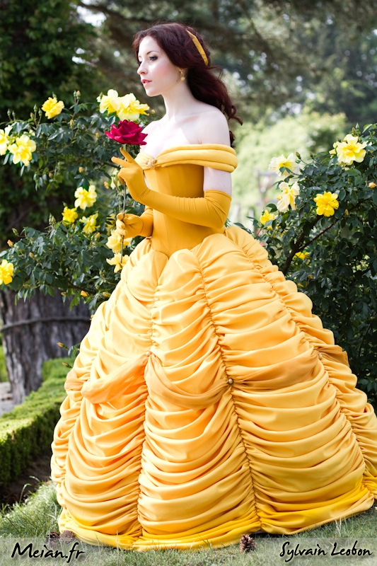Belle by NikitaCosplay