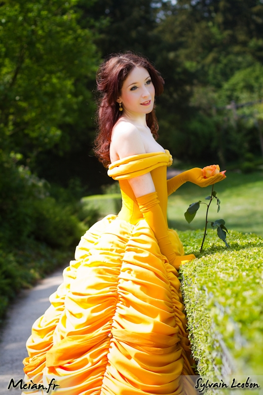 Belle by NikitaCosplay