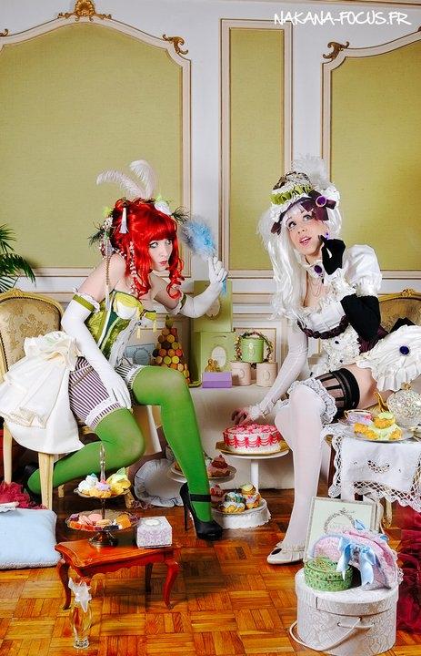 Rouleau Japonais By Sakizou by NikitaCosplay