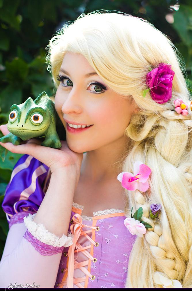 Rapunzel by NikitaCosplay