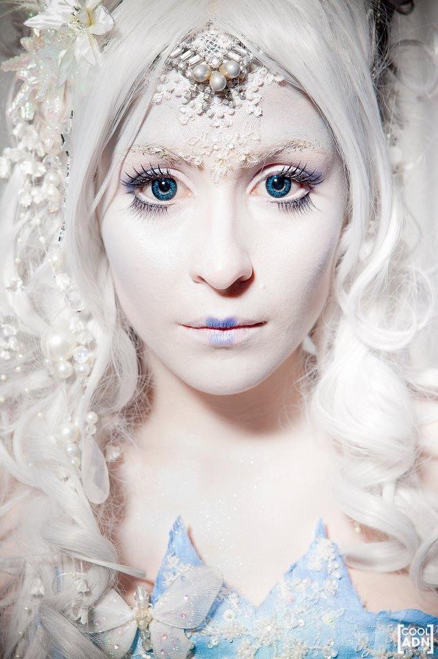 Winter's eyes by NikitaCosplay