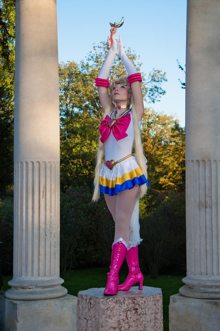 Sailor Moon by NikitaCosplay