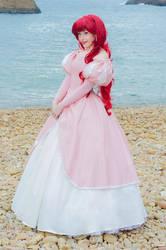 Ariel The Little Mermaid by NikitaCosplay