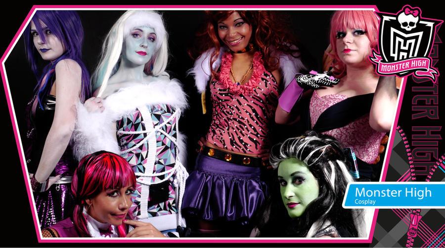 Monster High! by NikitaCosplay