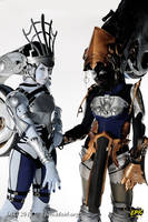 Shiva Sisters from Final Fantasy XIII