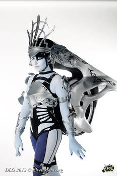 Nix Shiva Sister from Final Fantasy XIII