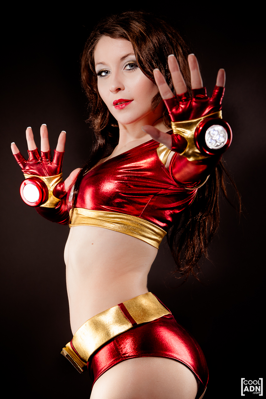 Ironette by NikitaCosplay
