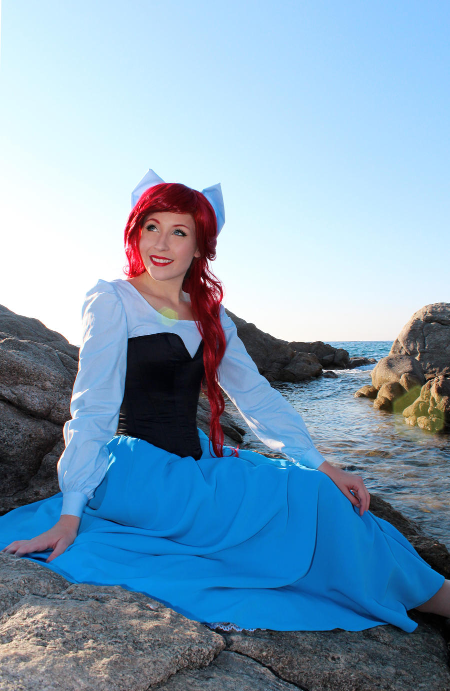 Ariel The Little Mermaid by NikitaCosplay