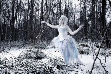 Winter by NikitaCosplay