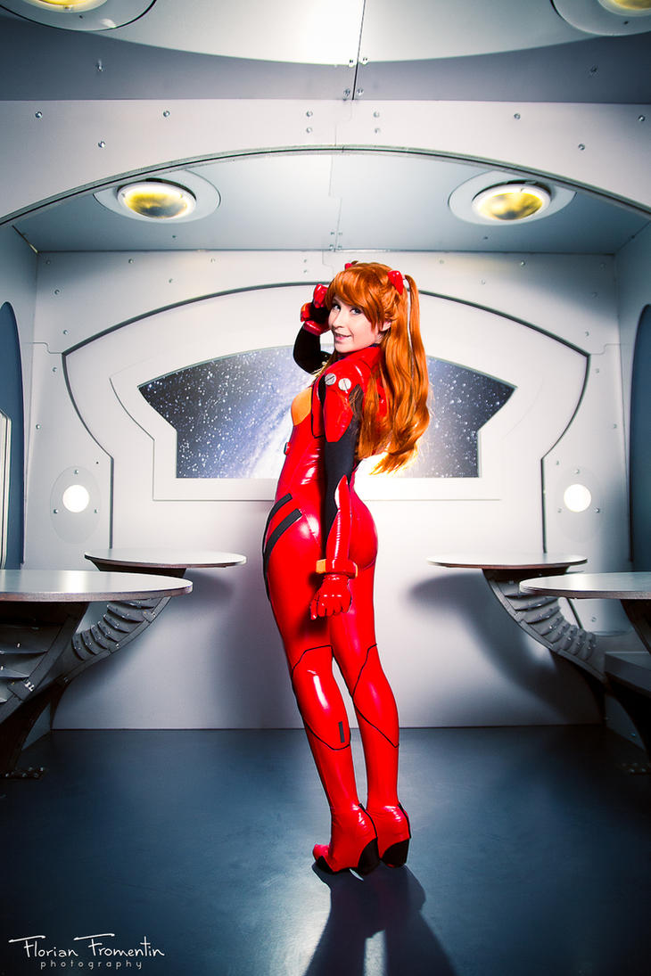 Asuka by NikitaCosplay