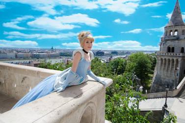 Cinderella by NikitaCosplay