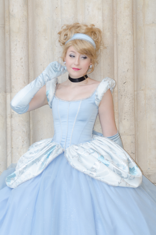 Cinderella by NikitaCosplay