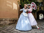 Cinderella and Mary Poppins