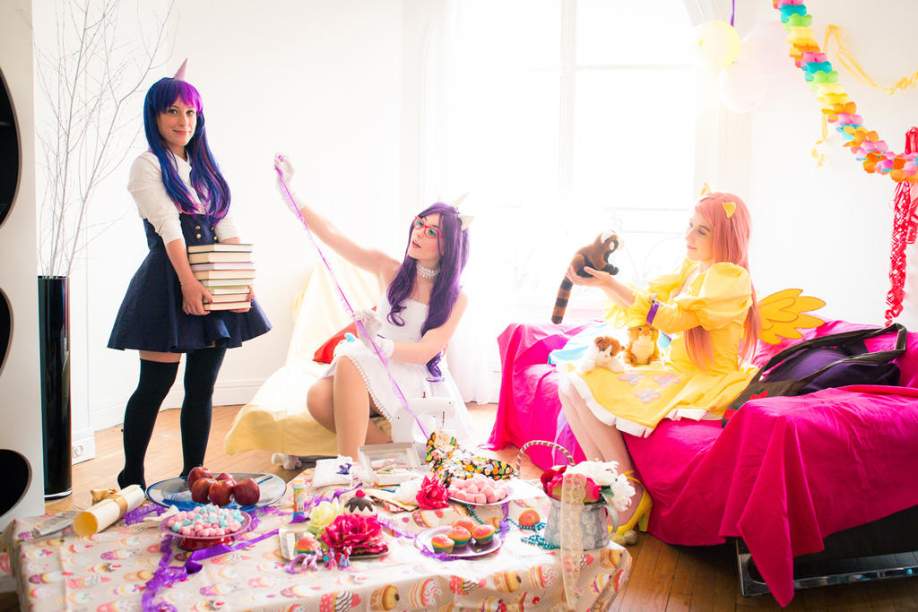 My Little Pony Friendship is Magic! by NikitaCosplay
