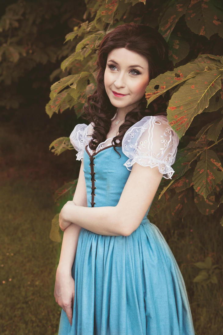 Belle by NikitaCosplay on deviantART