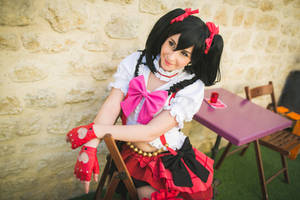 Nico from Love Live