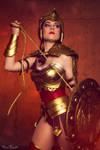 Wonder Woman by NikitaCosplay