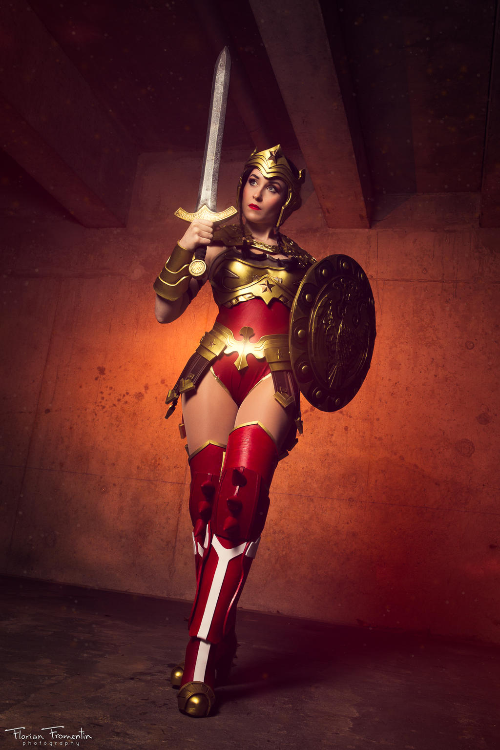 Wonder Woman by NikitaCosplay