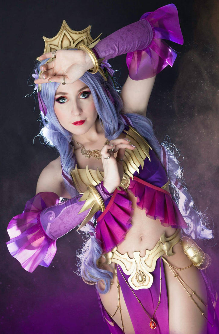 Aphrodite by NikitaCosplay