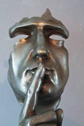 Metal Mask 1 Stock by jayjd2 by jayjd2