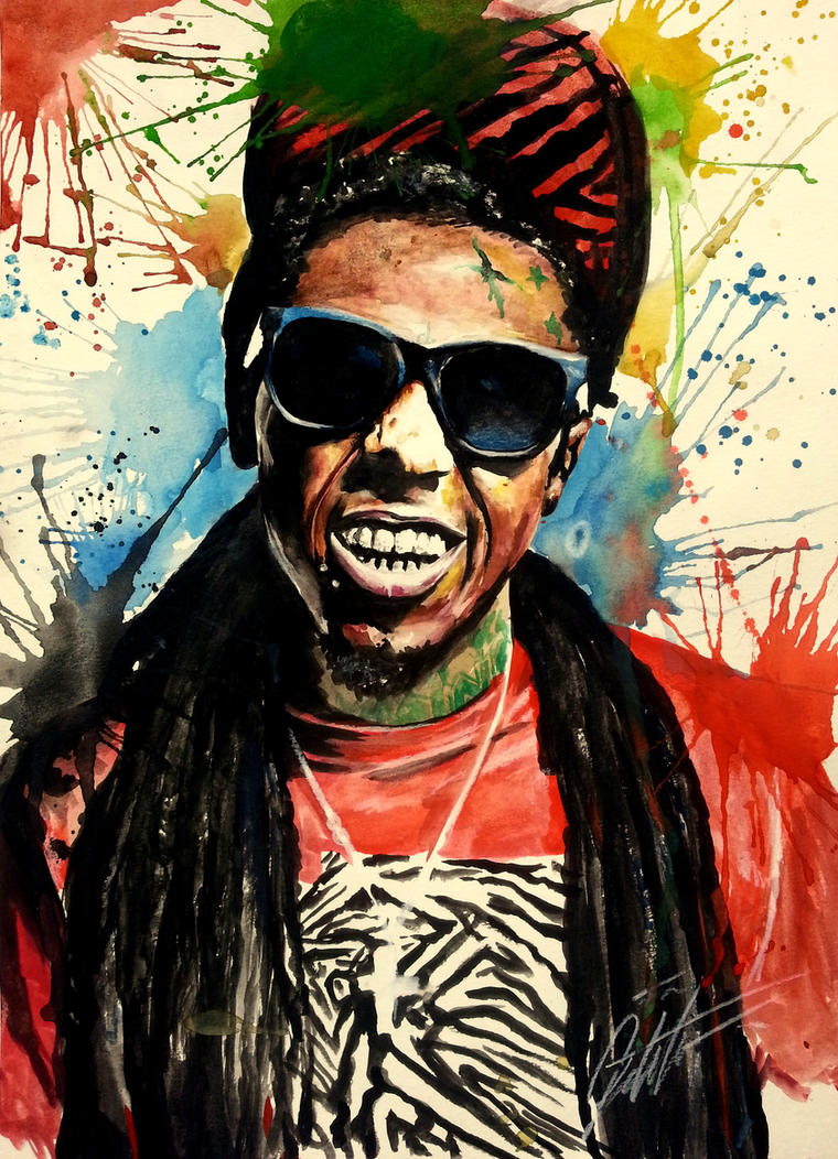 My Work Lil Wayne By PlainWhite 92 On DeviantArt