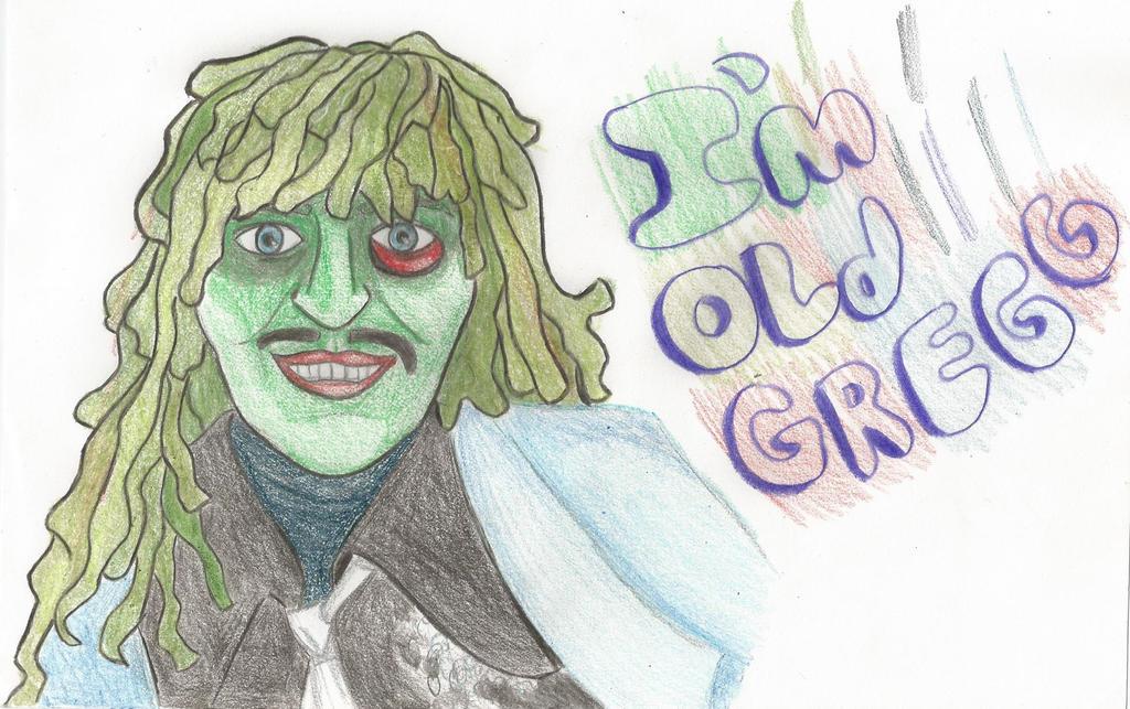 I'm Old Gregg by XCrazy-ShunshineX