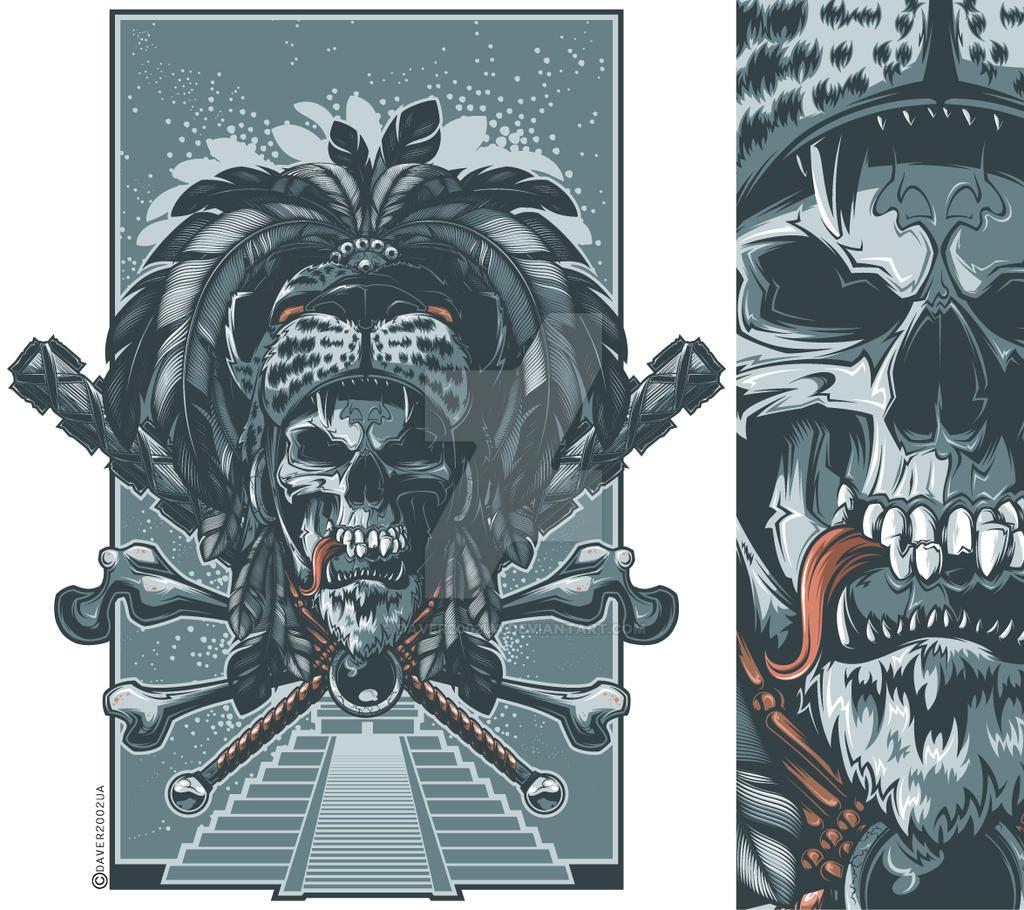 JAGUAR WARRIOR by ~Sandoval-Art on deviantART | Native | Pinterest ...