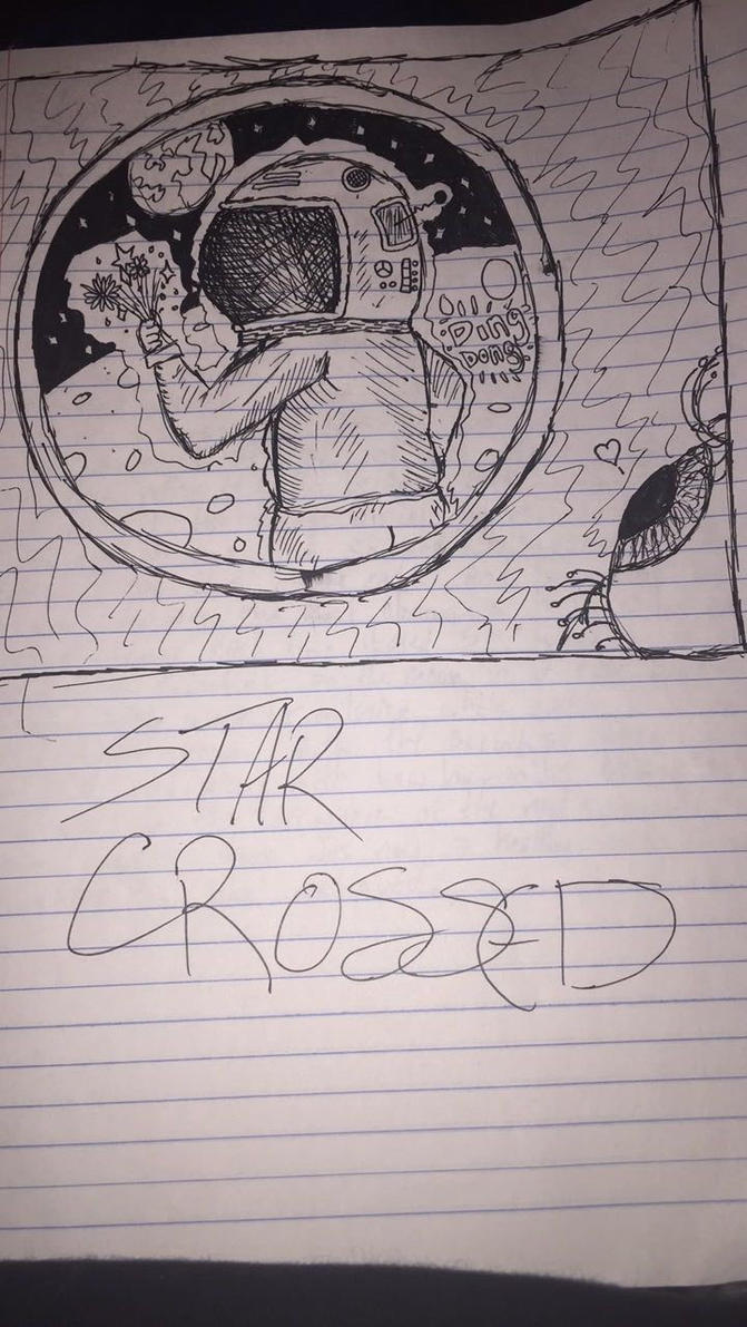 Star crossed concept sketch  by Jamjamdontgiveadamn