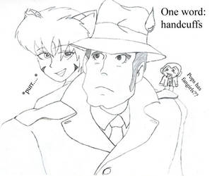 Does Zenigata have fangirls? by Silvy