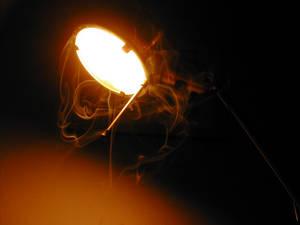 smoke light