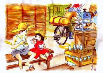 Grave of the Fireflies by StarsDew