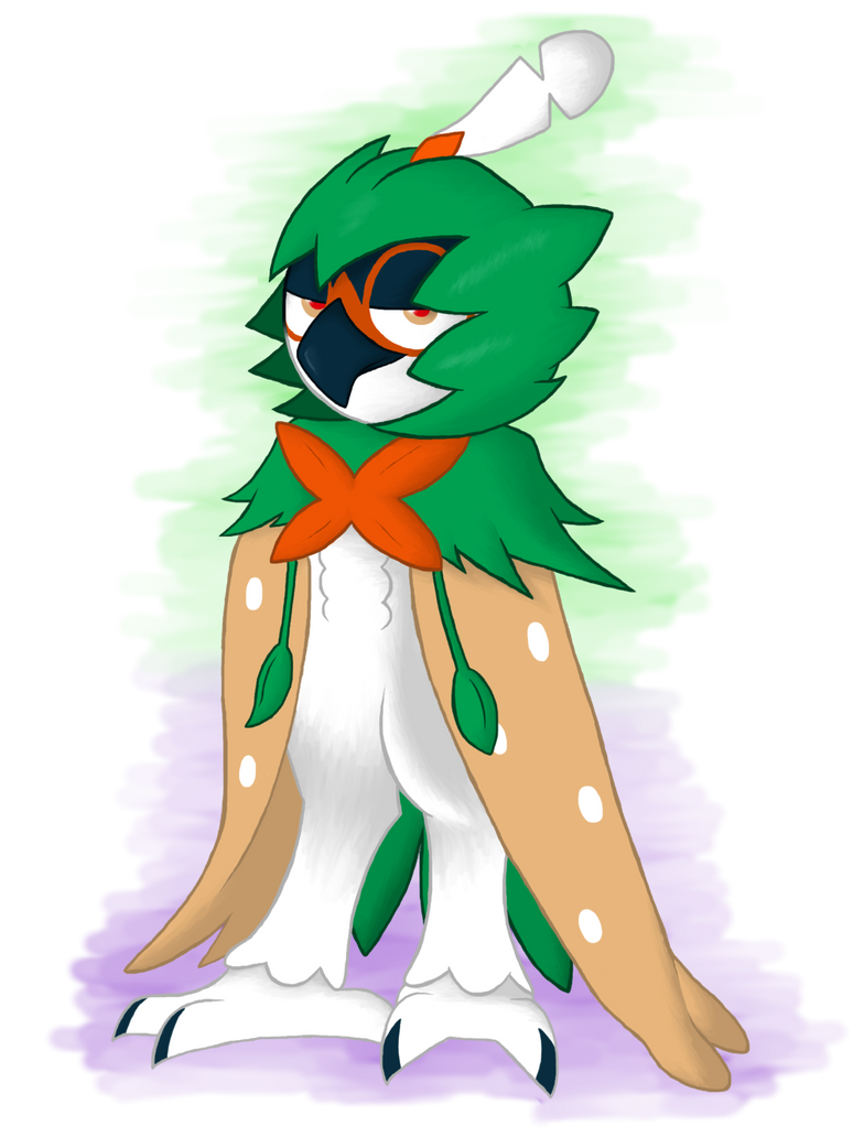 decidueye and chestnaught trying - photo #41