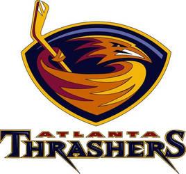 Atlanta Thrashers Logo by SyNiZterDesignZ