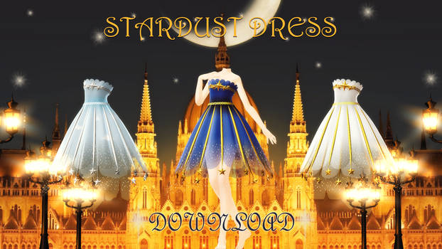 Stardust dress DOWNLOAD DL