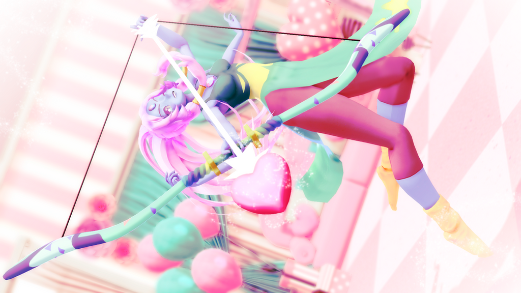 Love Arrow by HoshichoM