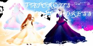 Vaporous tunic dress - download dl (DISCOUNT)
