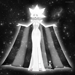 White Diamond by HoshichoM
