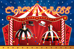 MMD dl : Circus dress + hat download