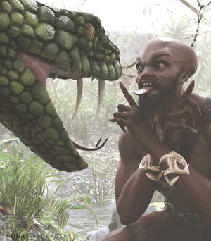 Leeroy the Snake Charmer