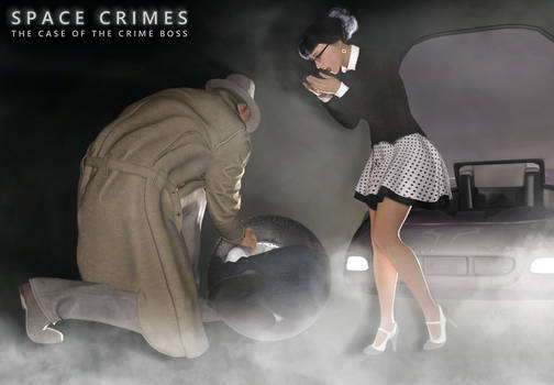 Space Crimes-The New Crime Boss
